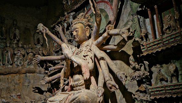 The 1000 Buddha Ride